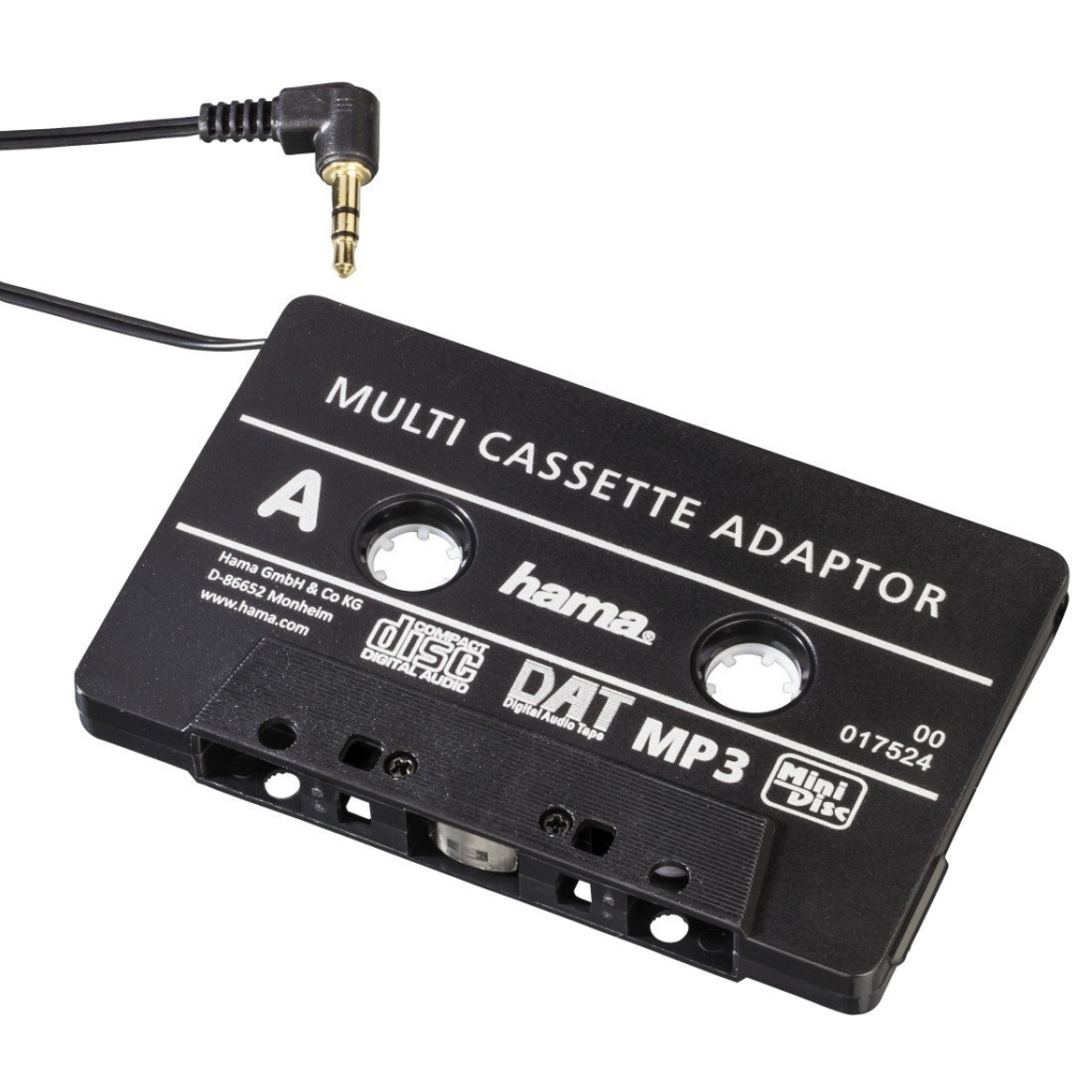 Hama MP3-Adapter - Quelle: Hama - amazon.de